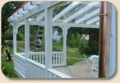 Terrassenüberdachung FAQ