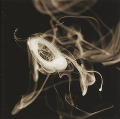 Smoke Rings, by Donald Sultan, 2005