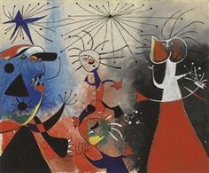 Joan Miró (Spanish, 1893 - 1983)