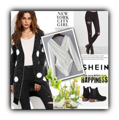 """""""SheIn 9/3"""" by dilruha ❤ liked on Polyvore"""