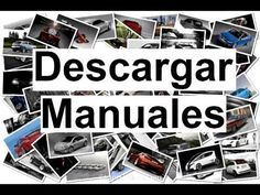 Descarga gratis Manuales de mecanica. Desde 1978 - 2013. - YouTube Mazda 3, Mechanical Engineering Projects, Welding For Beginners, Chevy, Chevrolet, Motor Diesel, Ford Ecosport, Acura Tl, Recipes
