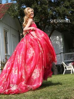 Sherri Hill 32259 Prom Dress 2015