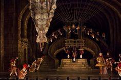 Hippolyte et Aricie Opera de Paris