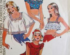 1970s crop tops - Google Search