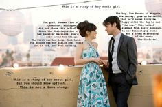 can never get enough of 500 days of summer.