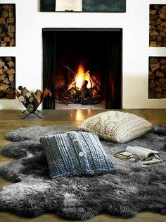 Cozy furs