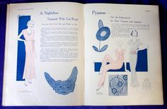 1930s   Lillie London's Needlework Book