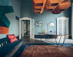 The newly renovated Crera showroom of Dimore Studio's Britt Morgan and Emiliano Salci