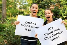 Sherry from Young House Love is hosting her second Pinterest Challenge! I'm so excited to see what everyone creates!