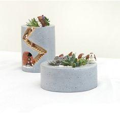 1 PCS indoor herb garden pots Hedgehog family ceramic terracotta pots planters for succulents garden supplies flowers pot