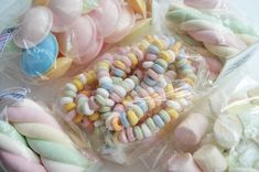 love the retro candy...wonder if we could have a section with some of this in glass apothecary jars?