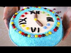 TORTA DI COMPLEANNO Ricetta e Decorazione facile per tutti - Easy Birthday Cake Decorating Idea - YouTube
