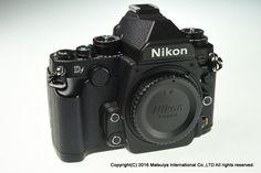 NIKON Df Body Black 16.2 MP Digital Camera Excellent+ #Nikon