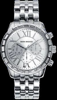 Trendy Silver via EnL Watches Deluxe Italy. Click on the image to see more!