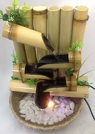 Simple and Ridiculous Tricks: Garden Ideas Vegetable Summer herb garden ideas ikea.Stone Garden Ideas Fairy Houses backyard garden shed diy greenhouse.Backyard Garden Trees How To Grow. Bamboo Art, Bamboo Crafts, Bamboo Water Fountain, Backyard Garden Landscape, Balcony Garden, Garden Planters, Garden Landscaping, Backyard Picnic, Bamboo Furniture