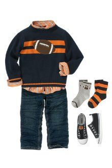 Mammamoiselle: Fall Fashions for Kids at Gymboree: $100 Gymboree Gift Card