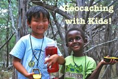 Geo-Caching is Treasure Hunting with a GPS | kidworldcitizen - via http://bit.ly/epinner