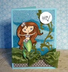 review of glitter background technique, cute invite idea