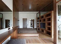 Urban and Unique Apartment Interior Design // Petr Kostelov | Afflante.com