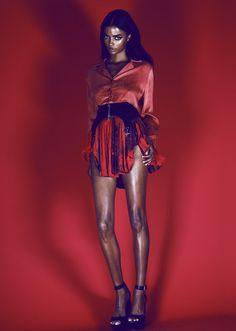 "crystal-black-babes: ""High Heels & Long Legs: Black model Nadine Maxwell (Costa Rica) in sexy high heel shoes Ebony Picture Galleries:  High Heels | Long Legs | Skinny """