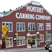Monterey's Cannery Row has many historic buildings from its fishing past. West Coast California, Places In California, California Living, California Travel, Northern California, Monterey California, Pacific Coast, Cannery Row Monterey, City Of Monterey