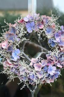 sortekatt: høst krans