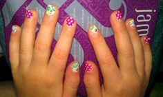 Jamberry Juniors Stars and Peace • Jamberry Nail wraps • www.pawprintmedia.jamberrynails.net