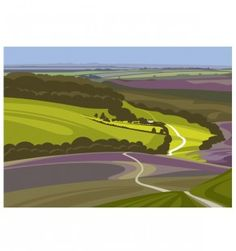 The Hole of Horcum, North York Moors http://www.ianmitchell-art.com/index.php/yorkshire-countryside-prints