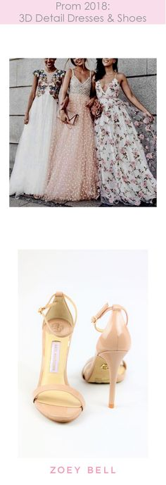 Prom 2018, prom shoes, prom heel, prom flats, flats, flat shoes, prom sandals, Prom 2018 shoes, high heels, flat shoes, sandals, sparkly shoes, prom dress, prom gown, formal shoes, high heels, low heels, low prom heels, flat sandals, heel sandals, prom accessories, shoes for Prom 2018, floral prom dresses, Sherri Hill Prom dresses, two-piece prom dress, elegant prom dress, lace prom dress, 3d detail dress