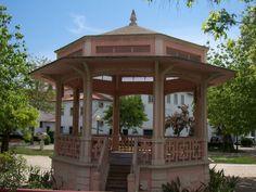 Reanimar os Coretos em Portugal: Pombal Portugal, Portuguese, Gazebo, Buildings, Outdoor Structures, Sands, Kiosk, Places, Garden