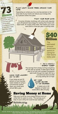 Eco Friendly - Eco Friendly Tips - Green Living - Eco Friendly Ways to Save money at home Infographic