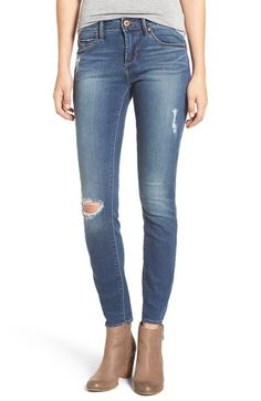 Articles of Society 'Sarah' Skinny Jeans (Loma Vista) available at #Nordstrom
