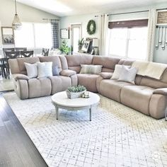 Bring out the designer in you when you match this muted color rug with designer elements and accent pillows to turn your room perfect. The rug is made out of 100% polypropylene and creates visual interest, while the machine-made rug has a low pile and is soft and plush at your feet.