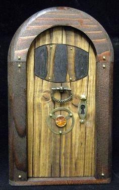 fairy door by Joao.Almeida.d.Eca
