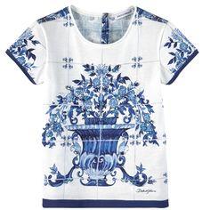 Tee-shirt en jersey de coton - 126374