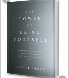 """In """"The Power of Being Yourself,"""" renowned business leader Joe Plumeri offers simple yet profound guidance on how to stay positive, motivate yourself and others and achieve success in your life and work. Best Books To Read, Good Books, My Books, Book Challenge, Reading Challenge, Tea And Books, Book Club Books, Reading Lists, Book Lists"""