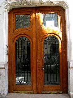 Puerta modernista, valencia | Flickr: Intercambio de fotos