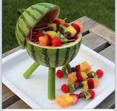 Watermelon Grill @Debra Eskinazi Stockdale Eskinazi Stockdale Nelson-Lawson