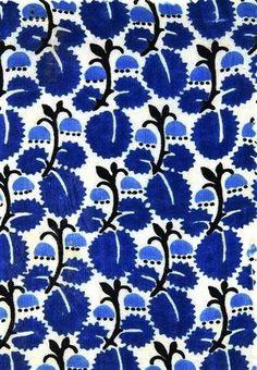 Design - Textile - Flamingo
