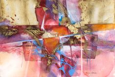 Karlyn Holman-Watercolor paintings, classes and Karlyn's Gallery in Washburn Wisconsin. Watercolor Negative Painting, Watercolor Landscape, Abstract Watercolor, Watercolor Paintings, Abstract Art, Watercolors, Painting Gallery, Fashion Painting, Watercolour Tutorials
