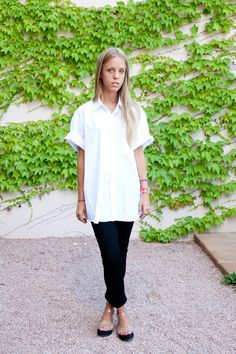 Maria Johansson, del equipo de estilistas de TELVA