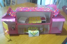Wonderful diary only | image (Dollhouse) milk cartons work for Mom