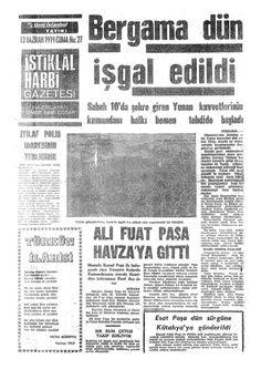 Haziran 1919 İSTİKLAL HARBİ GAZETESİ