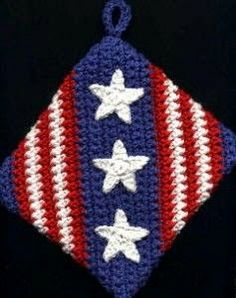 When life gives you HANDS, make HANDMADE: Independence Day FREE Crochet Patterns