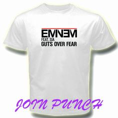 SHADY XV EMINEM Music Logo New3 Black White T-Shirt (Longslave&Hoodie Available) #Custom #BassicTee