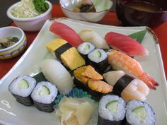 Restaurant: Sushi (Tokyo)