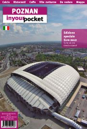 Poznan In Your Pocket Euro 2012 Fan Guide (italiano) Euro 2012, Weekend Breaks, Capital City, Poland, Hold On, Europe, Football, Fan, Pocket