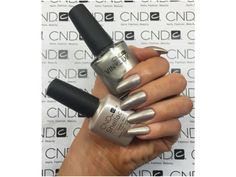 Best Nail Art Decorations To Choose Cnd Colours, Shellac Nail Colors, Shellac Nail Designs, Shellac Nails, Nail Nail, Nails Design, Cnd Vinylux, Fancy Nails, Pretty Nails