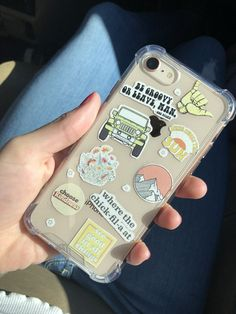 70 New Ideas Diy Phone Case Ideas Iphone Pictures Cute Cases, Cute Phone Cases, Iphone Phone Cases, Phone Covers, Coque Smartphone, Coque Iphone, Diy Case, Diy Phone Case, Capas Iphone 6