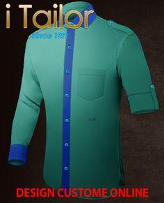 Design Custom Shirt 3D $19.95 bekleidung herren Click http://itailor.de/shirt-product/bekleidung-herren_it149-3.html